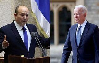ABD Başkanı Biden'dan İsrail'in yeni...