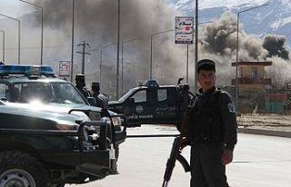 Afganistan'da Taliban'ın saldırısı sonucu...