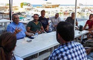 Bakan Çavuşoğlu: Balıkçı barınaklarının işletilmesinde...