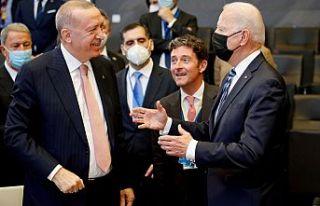 Biden, Erdoğan ile görüşmesini değerlendirdi:...