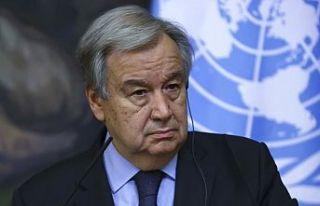 BM Genel Sekreteri Guterres'ten İran Cumhurbaşkanlığı...