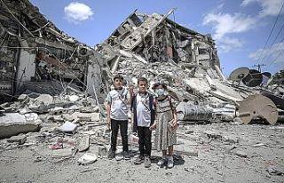 """BM'nin çocuk haklarıyla ilgili """"utanç..."""