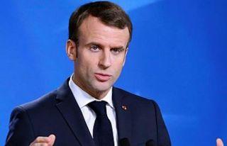Cumhurbaşkanı Macron: Açıklık, saygı ve talep...