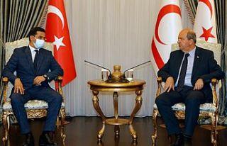 Cumhurbaşkanı Tatar Tacikistanlılar Derneği'ni...