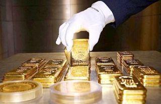 Gram altın üç haftanın en düşük seviyesine...