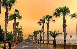 Güney Kıbrıs  sarı alarm uyarısı verdi