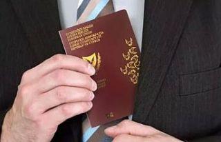 """Güney Kıbrıs'ta """"Altın pasaport""""..."""