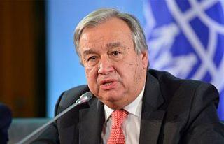 Guterres: Avrupa'da göç konusunda yeni bir...
