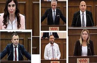 KKTC – Türkiye parlamentolar arası dostluk grubu...
