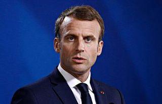 Macron, Barkhane Operasyonu'nu sonlandırarak...