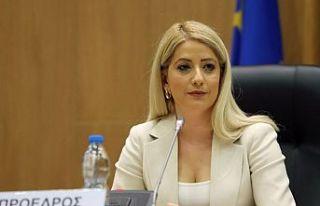 Meclis Başkanı Dimitriu Yunanistan Büyükelçisi...