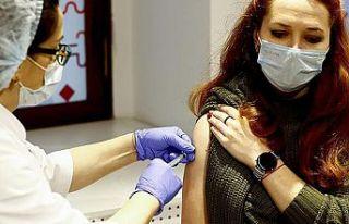 Moskova'da ilginç kampanya: Aşı yaptırana...