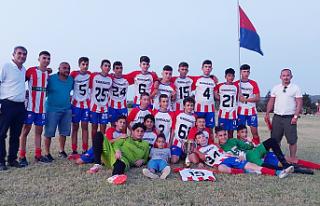 Nejat Göksal-Cemil Yılmaz U15 Anı Turnuvası