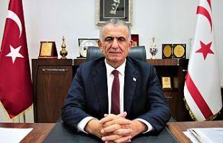 Tarım Bakanı Çavuşoğlu Polis Teşkilatı'nın...