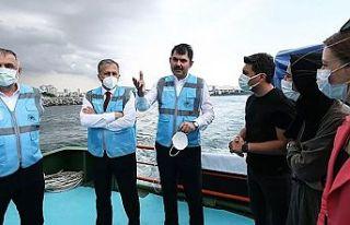T.C Çevre ve Şehircilik Bakanı Murat Kurum: Marmara...