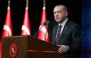 Türkiye Cumhuriyeti Cumhurbaşkanı Recep Tayyip...