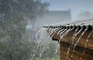 Alevkayası ve Lefkoşa'da yaz yağmuru en çok...