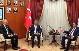 Başbakan Saner, görev süresi dolan Sivil savunma...