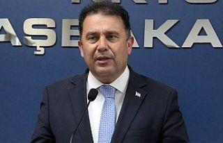 Başbakan Saner, yeni asgari ücretle ilgili konuştu