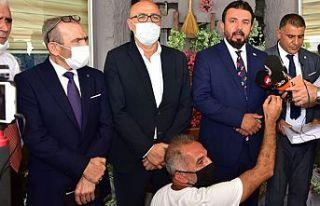 Bertan Zaroğlu YDP'den istifa etti Millet Partisi...