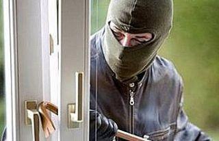 Çatalköy'de hırsızlık 1 kişi tutuklandı