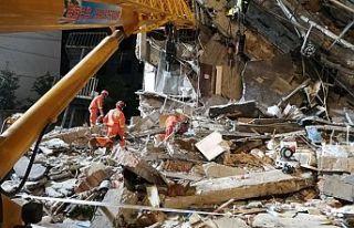 Çin'de çöken otel binasında ölü sayısı...