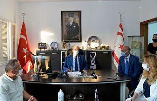 Cumhurbaşkanı Tatar, Esnaf Kredi Kooperatifi'ni...