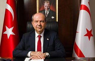 Cumhurbaşkanı Tatar: KKTC devletinin mutlaka egemen...