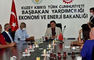 Ekonomi ve Enerji Bakanı Arıklı, Kırgızistan...