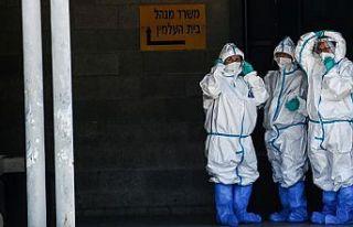 İsrail'de 30 Mart'tan bu yana en yüksek...