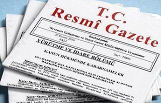 KKTC ile imzalanan anlaşmaya ilişkin kararlar Türkiye...