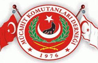Mücahit Komutanları Derneği CTP veTDP'nin boykot...