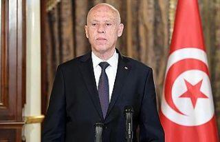 Tunus Cumhurbaşkanı Said, Devlet Televizyonu Genel...