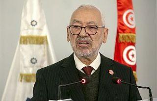 Tunus'takiNahdaHareketi lideri ve Meclis...