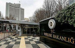 Türkiye Dışişleri'nden AB'ye Maraş...