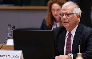 """AB Yüksek Temsilcisi Borrell: """"Taliban, savaşı..."""