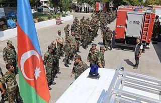 Azerbaycan, orman yangınlarına müdahale için Türkiye'ye...