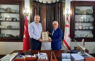 Belediyeler Birliği ile T.C Belediyeler Birliği...