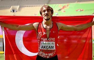 Berke Akçam, dünya şampiyonu oldu