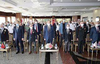 Cumhurbaşkanı Tatar, İstanbul'da gazilerle bir...