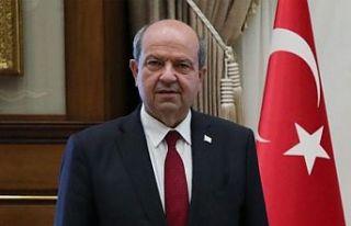 Cumhurbaşkanı Tatar, İstanbul'dan Antalya'ya...