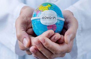 Dünya genelinde Kovid-19'dan iyileşenlerin...