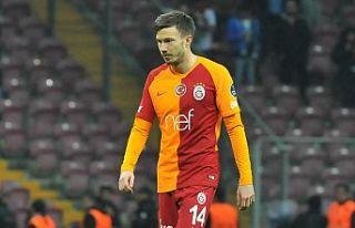 Galatasaraylı Martin Linnes veda etti