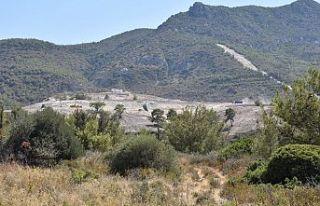 Girne'deki arazi Milli Park olacak