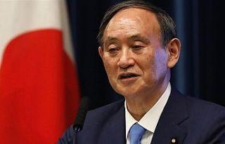 Japonya Başbakanı Suga'dan Kovid-19'a...