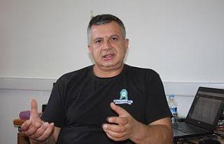 Kuzey Kıbrıs'ta bir robot üreticisi