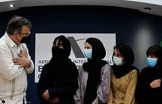 Meksika, Uluslararası ödüllü 5 Afgan kadınını...