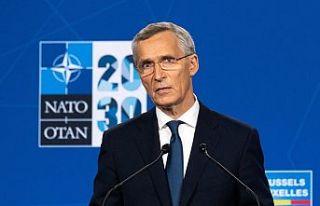 NATO Genel Sekreteri Stoltenberg Tahliyeler için...