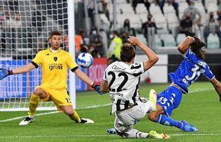 Ronaldo'suz Juventus'a şok