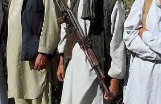 Taliban, Afganistan'ın güneyindeki Kandahar vilayetinin...
